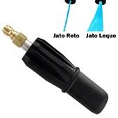Kit Engate Rápido Black Decker Pw1400  Bico Registro Mangueira Nylon Com Proteção